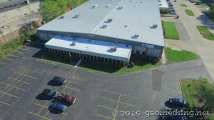 aerial, drone, inspire 1, ACI, work, industrial
