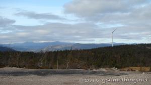 Sweden, wind turbine, wing deice