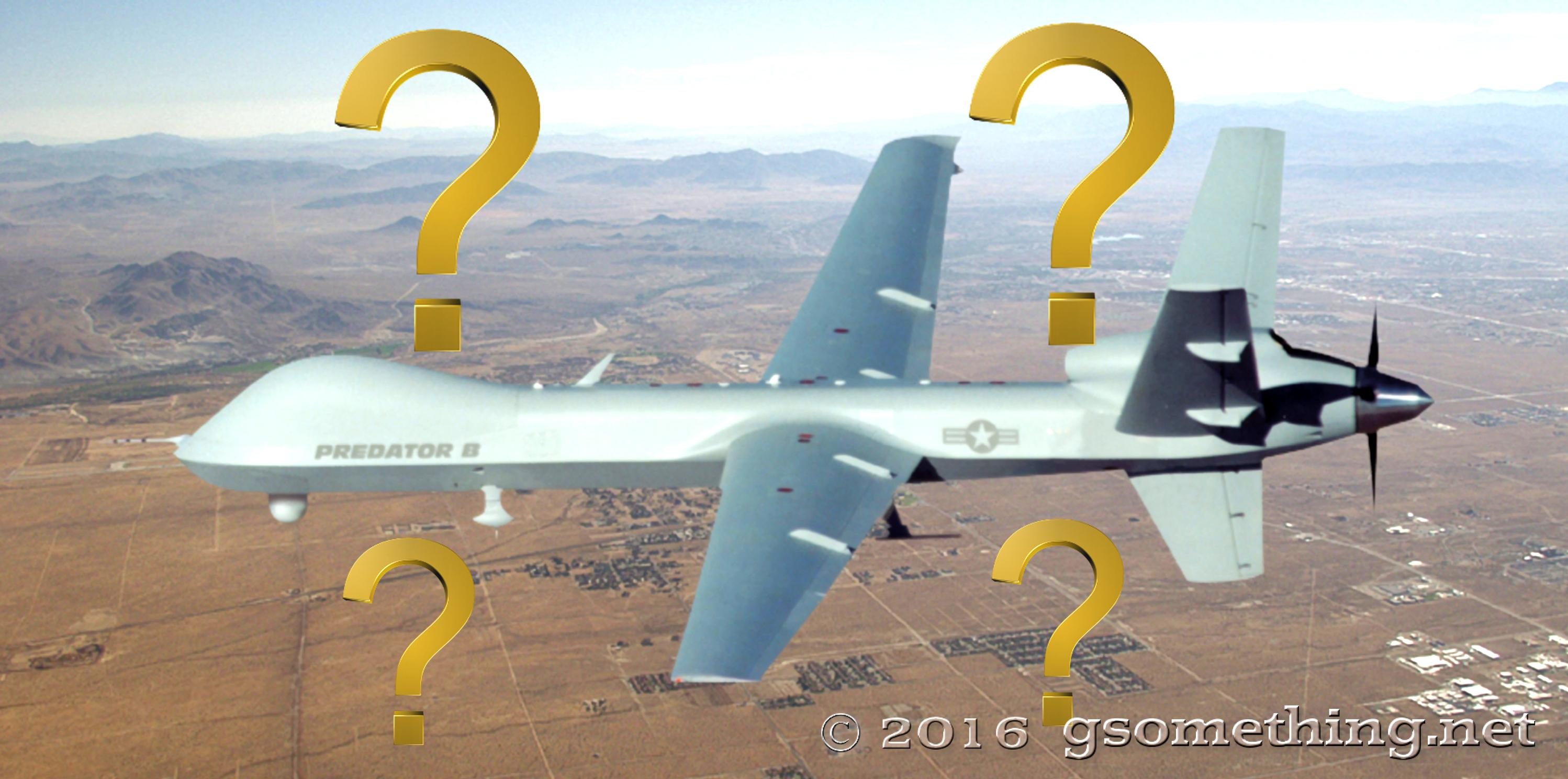 what is, drones?